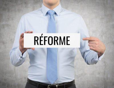 Une réforme ambitieuse de la formation professionnelle et de l'apprentissage